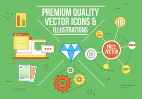 Gratis Vector Pictogrammen En Illustraties