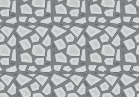Free Stone Path Pattern vector