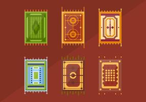 Gratis Magic Carpet Vector # 1