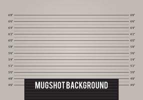 Mugshot Background Vector