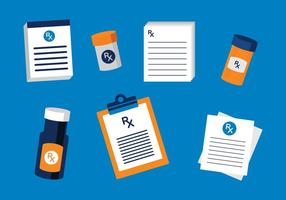 Free Prescription Vectors