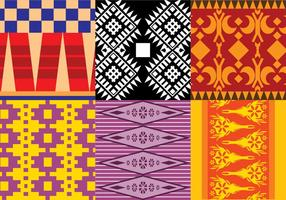 Vector Songket