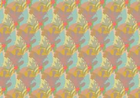 Leavess Pastel Pattern