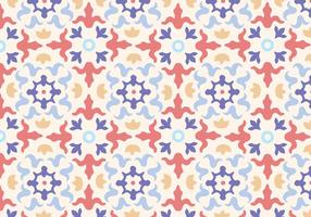 Tile Mosaic Pattern vector