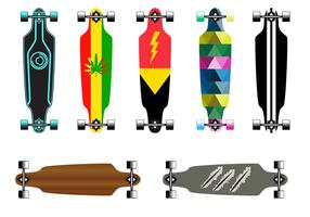 Freeboard Longboard