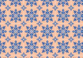 Padrão de mosaico de azulejos