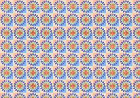 Resumen de mosaico patrón Bakground