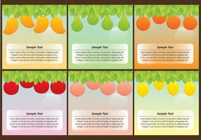 Fruit Tree Templates