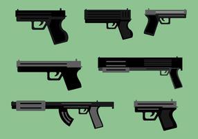 Libre Armas Vector Pack