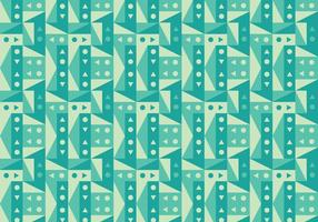 Freies grünes Muster # 1