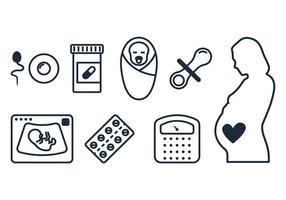 Schwangerschaft Icon