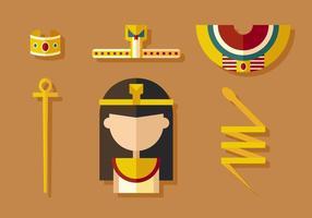 Vecteur cleopatra