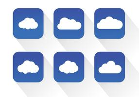 Cloud Icon Vectors
