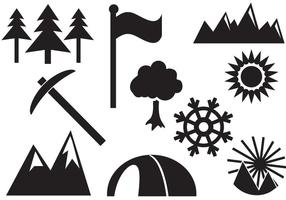 Gratis Mountain Vectors