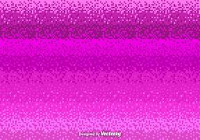 Pink Pixel Vector Background