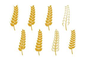 Wheat Stalk Icon