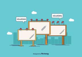 Hoarding vector