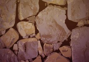 Vetor de textura de fundo de pedra