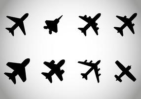 Free Air Planes Vector