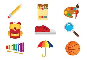 Free Kids Stuff Vectors