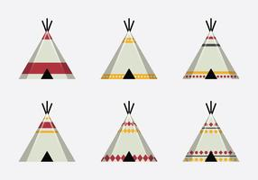 Free Tipi Vector Illustration
