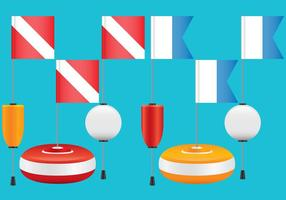 Diving Flags And Buoys
