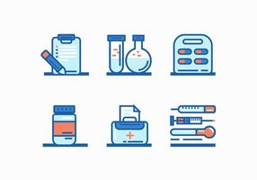 FREE MEDICINE (DOCTOR TOOLS) VECTOR