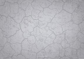 Textura del vector de piedra agrietada