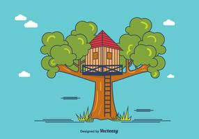 Vector Treehouse