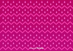 Motif zigzag rose