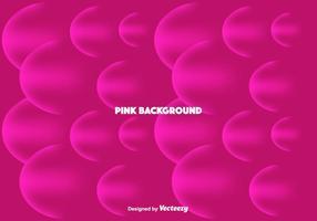 Pink Bubbles Hintergrund