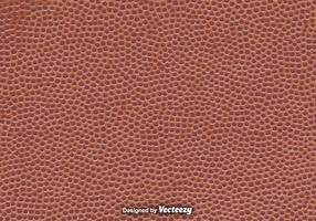 Hand Drawn Leather Football Vector Texture