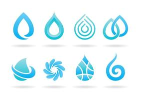 Waterlogo's vector