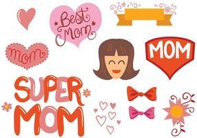 Vettori di mamma gratis