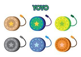 Vetor yoyo grátis