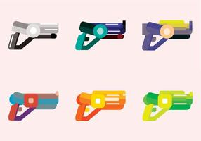 Laser Tag Toys Vector