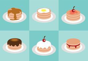 Vecteur pancake