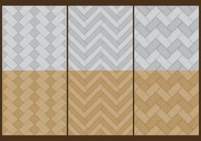 Stone Herringbone Patterns vector
