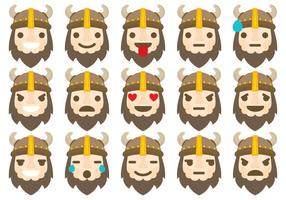 Barbariska Emoticons