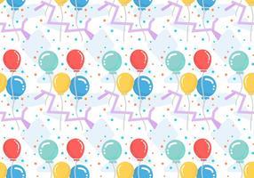 Free Balloons Pattern #5