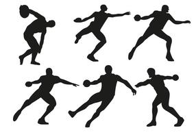 Free-discus-thrower-vector