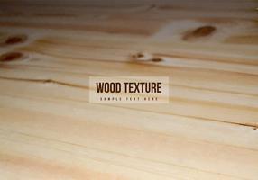 Textura de madera libre Vector
