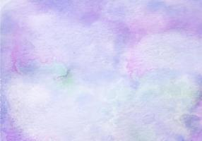 Lila Gratis Vector Akvarell Textur
