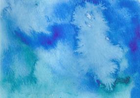 Fond d'aquarelle sans vecteur bleu foncé