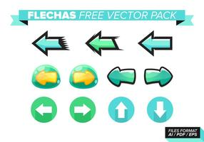 Flechas Pack Vector Libre