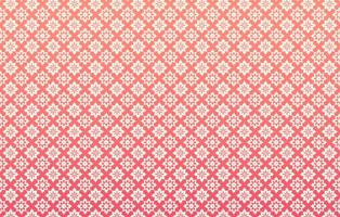 Motif de vecteur rose élégant