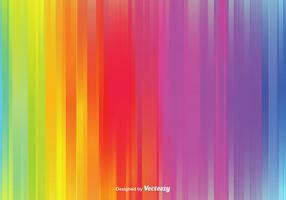 Fondo del vector del arco iris