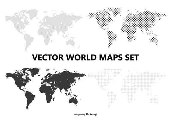 Vector world map a free accurate world map in vector format oukasfo 13 free gis software options map the world in open source gumiabroncs Image collections