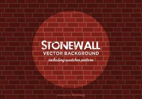 Free Stonewall Vector Background