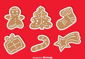 Gingerbread samling set